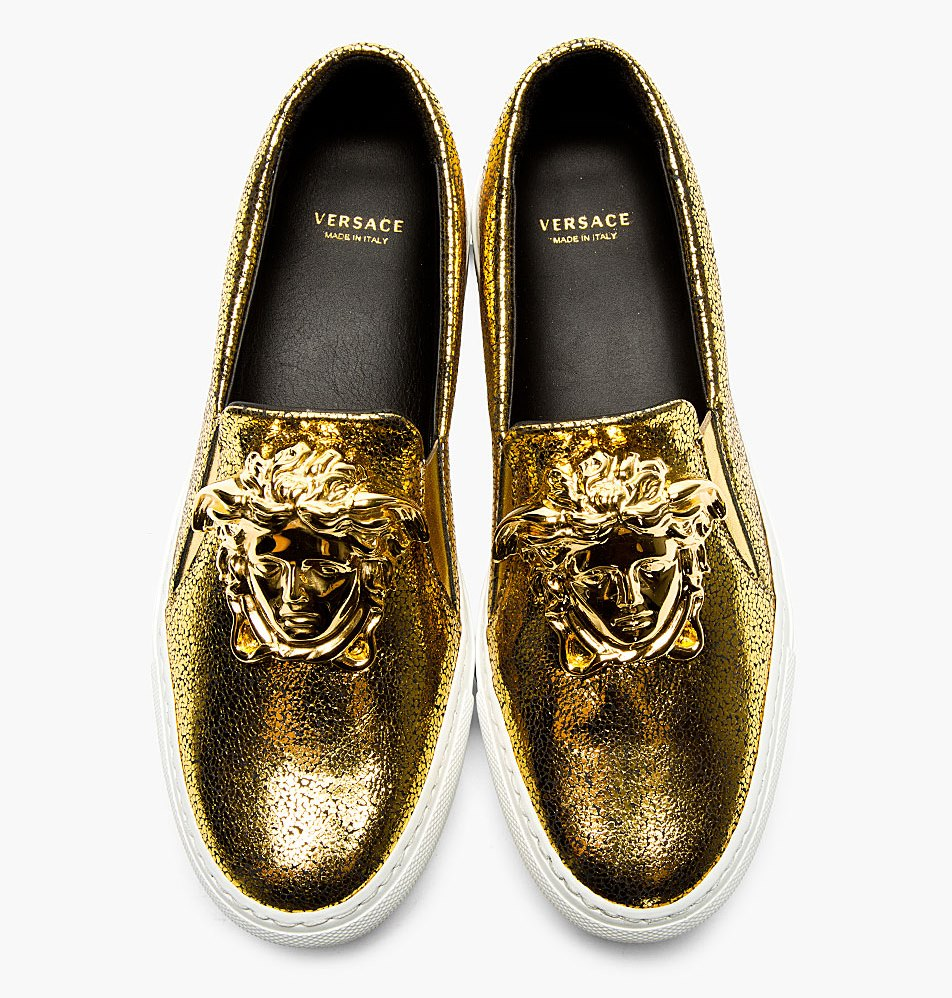Versace gianni shoes pictures