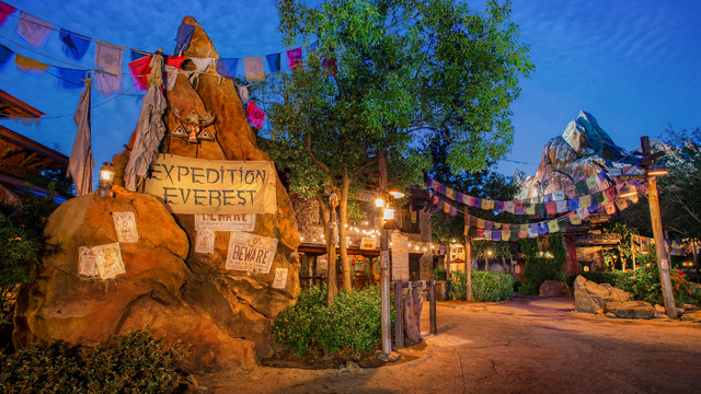 disneys expedition everest essay As of its building, the expedition everest was the largest and most expensive single attraction at walt disney world.
