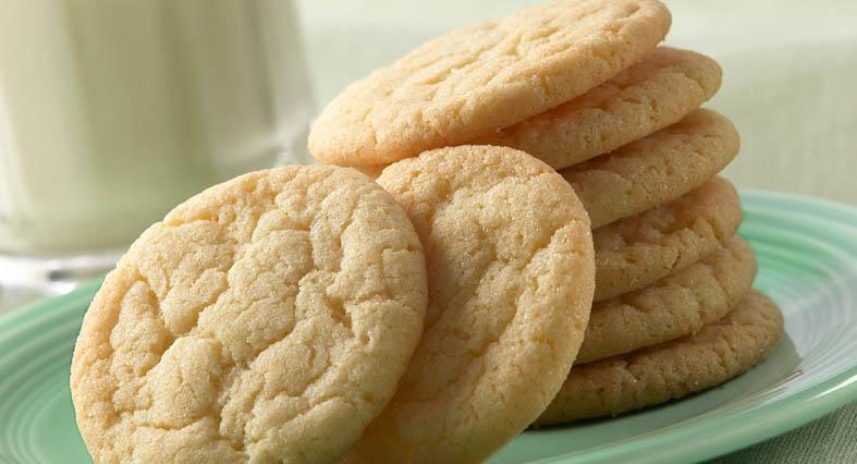 Sugar Cookies:
