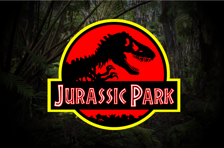 jurassic park logo - 900×595